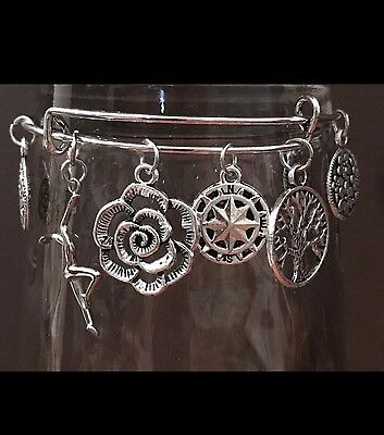 Dave Matthews Band, DMB Inspired Charm Bracelet. Every Charm Represents A Song!