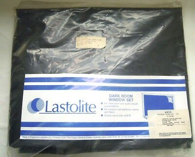 Lastolite Darkroom Blackout  Window Set 125 X150Cm