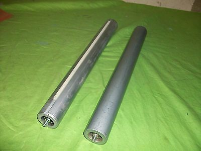 "Qty. 2  Newport  14""   Optical Construction Rods:  1.5"" Dia."