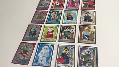 Lego Individual Create The World Trading Cards Choose your own