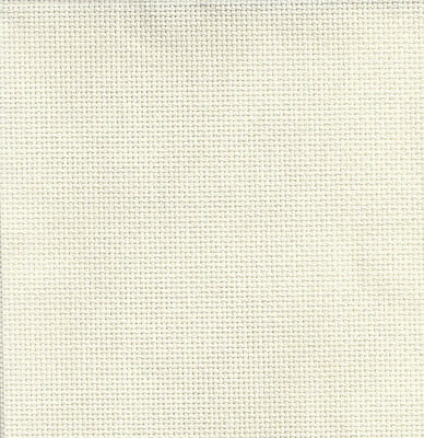 1 Pcs Ivory Cotton Aida 11, 14, 16 and 18 ct 32x45cm