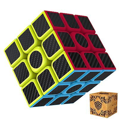 Magic Cube Splaks Rubiks Cube 3x3x3 Smooth Speed Magic Cube Puzzle and Easy T...