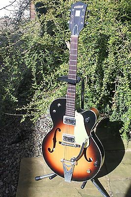 1961 Gretsch Double Anniversary 6117 Near Mint
