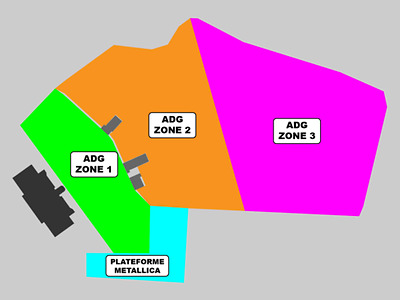 (2 qty) METALLICA concert tickets FRONT PIT * ZONE 1 * Montreal * Wed JULY 19