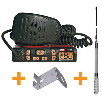 GME TX3100VP UHF In Car Starter Pack Radio with AUST GME 5 Year WARRANTY