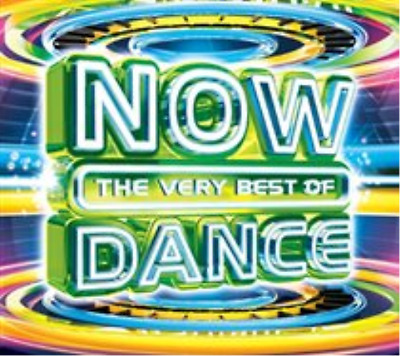 Various Artists-The Very Best of Now Dance  CD NEW