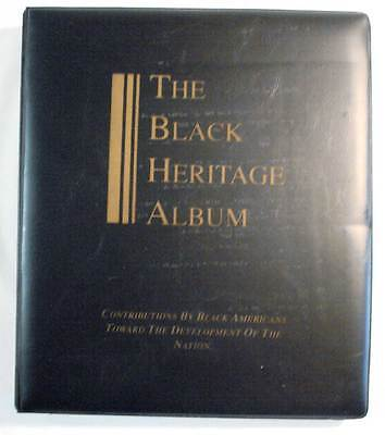 USPS Black History Postage Stamps & First Day Issues - Huge Lot!