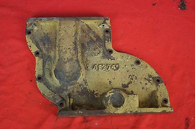 CATERPILLAR D2 D4 Dozer Pony Motor Starting Engine Cast Engine Cover Flange  Part