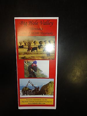 Big Hole Valley Guide 2007