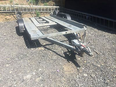 Ifor Williams plant mini digger lorry trailer