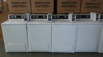 Brand New Maytag MVW18PD Commercial Coin Operated Top Load Washer - Coin Laundry