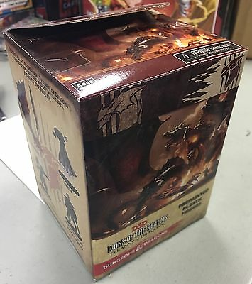 D&D ICONS OF THE REALMS Tyranny of Dragons Booster Box NEW SEALED