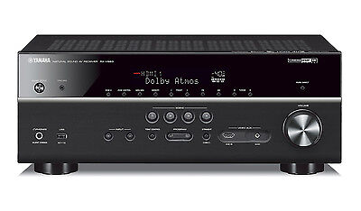 Yamaha RX-V683 7.2 Ch. Receiver With Wi-Fi®, Bluetooth®, MusicCast & Dolby Atmos