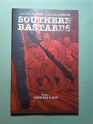 Southern Bastards Vol.1 Here Was A Man - paperback Image Comics