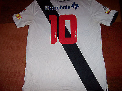 2009 Vasco da Gama No 10 Jeferson Football Shirt Adults XL Camisa