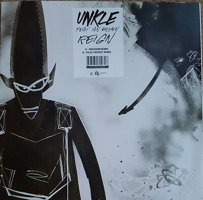 Unkle Feat. Ian Brown - Reign (Remixes) (Disc 1) - Global Underground