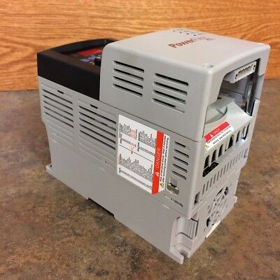 Allen Bradley 22B-D4P0N104 PowerFlex 40 AC Drive, with DeviceNet