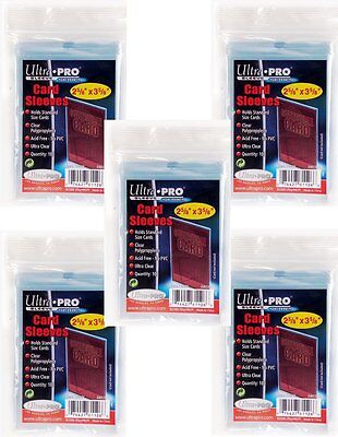 Ultra Pro protective Card Sleeves Penny Sleeves