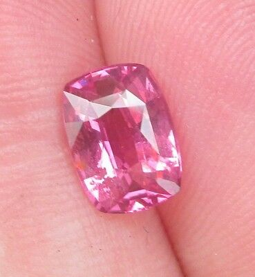 2.31 cts - Hot Orangish Pink Mahenge Spinel With Video!