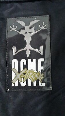 Warner Brothers Acme Extreme Wylie Coyote Nylon Jacket New With Tag! Large