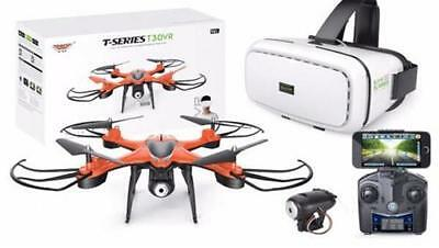 Large HD WiFi Camera TT911 Drone with VR 2.4Ghz 4CH 6-Axis RC Quadcopter USA
