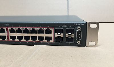Avaya Nortel ERS 4526 GTX-PWR 24-Port Gigabit POE Switch
