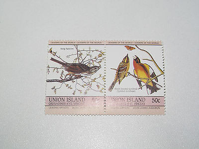 Timbre Poste Neuf Stamp TTB Grenadines & St Vincent Oiseaux