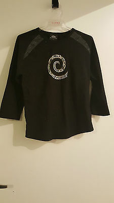 New Zealand Maori Koru T Shirt Top Size Medium