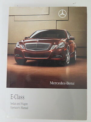 E Class Sedan 10 2010 Mercedes Benz Owner S Owners Manual U2022 48 48 Rh  Picclick Com 2011 Mercedes Benz E350 4MATIC 2011 Mercedes Benz E350 Coupe
