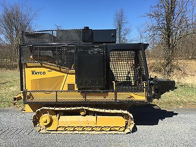 Custom Rayco C85 Crawler Mounted  Air Compressor Winch Vehicle W/ Refueling Tank