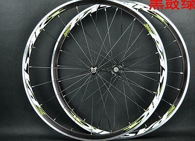 Road bike ultra light sealed bearing 700C wheels wheelset Rims 30MM rim