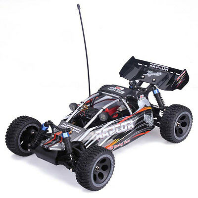 1/10 Scale 4Wd 2.4Ghz Electric Offroad Rc Baja Buggy W Ledlight Waterproof Rtr