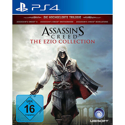 Assassin's Creed - The Ezio Collection [PlayStation 4]