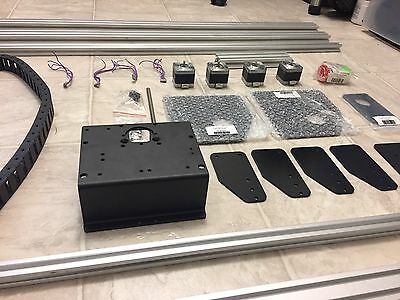 Inventables X-Carve 1000mm CNC Mill Incomplete Kit (Xcarve, similar to Shapeoko)