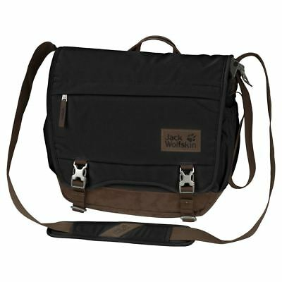 Jack Wolfskin Laptop Computer Bag 12 litres Camden Town Travel Everyday Use