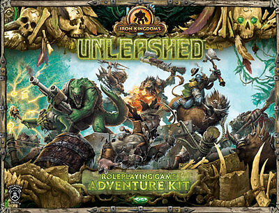 Privateer Press: Iron Kingdoms Unleashed  RPG Adventure Kit  PIP417