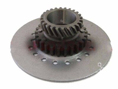 Vespa Px T5 Clutch Drive Gear 22 Th Coupling Small 6 Spring @aud