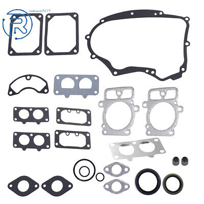 New Engine Gasket Set for Briggs & Stratton 694012 Replaces 499889 Fast Ship
