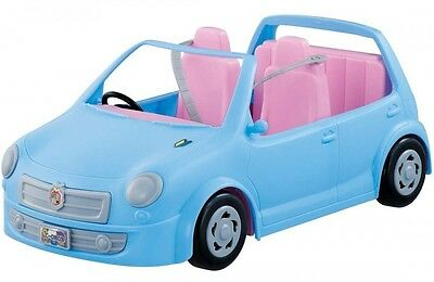 Takara Tomy Licca Doll LF-04 Drive Family Car (Doll Not Included)