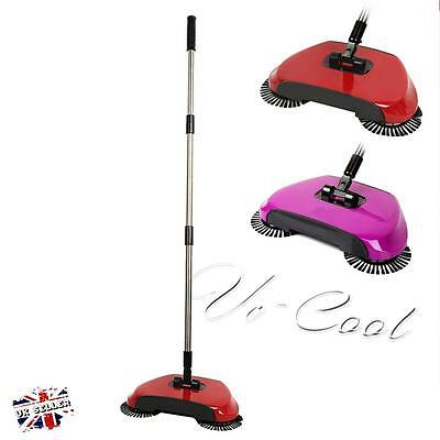 Automatic Hand Push Sweeper Broom Household Cleaning Without Electricity Hot