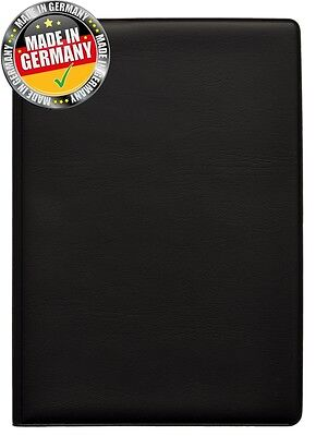 OPTEXX® RFID Blocking Passport Cover Black (World)