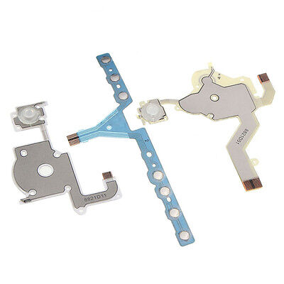 Left Right Button Key Flex Ribbon Cable Replacement Repair Part For PSP 3000 G8H