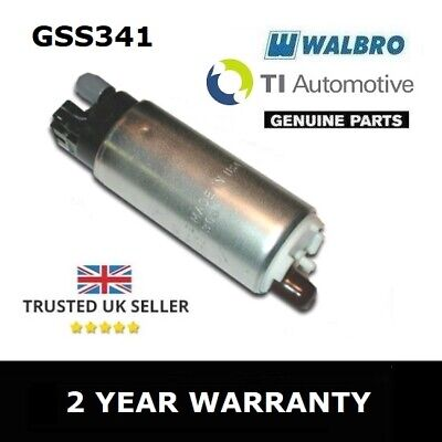 Genuine Walbro 255 Lph Fuel Pump - Gss341 High Pressure In-Tank