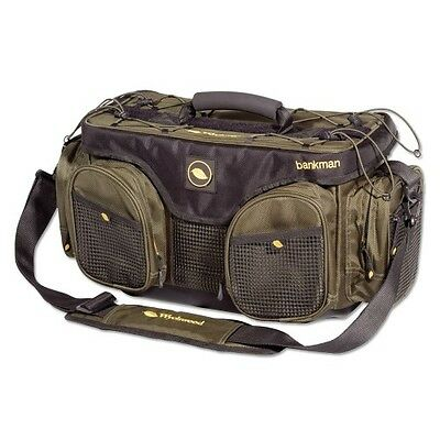 NEW Wychwood Bankman Game Bag - H0880