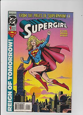 Supergirl #1-4 .    Complete Set From 1994