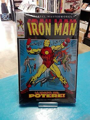 Marvel Masterworks Iron Man 8 - Mike Friedrich Panini Marvel - Nuovo