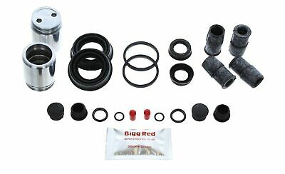 Volvo C70 2006-2014 REAR L & R Brake Caliper Repair Kit +Pistons (BRKP62)