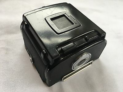 Hasselblad A12 Black 120 Magazine Back Latest Type With Slide Holder