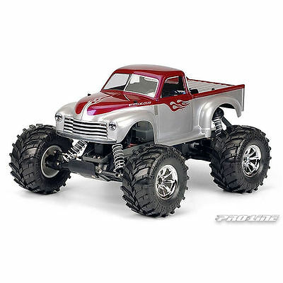 Proline Chevy Early 50S Pickup Body For Traxxas Stampede (Unpainted) - PL3255-00