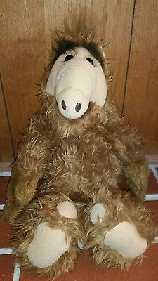 1986 Coleco Alf Plush Doll
